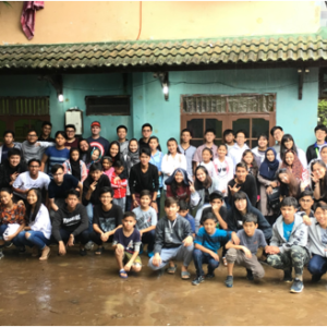 JC1 Goes to Cisarua Refugee Learning Centre